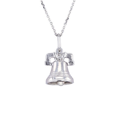 Silver Liberty Bell