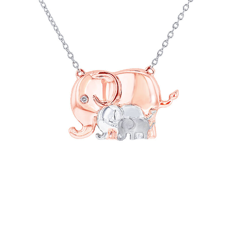 Mommy and Me Elephant