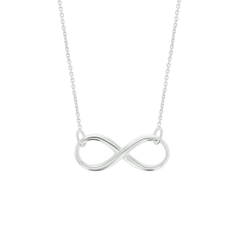 Silver Infinity
