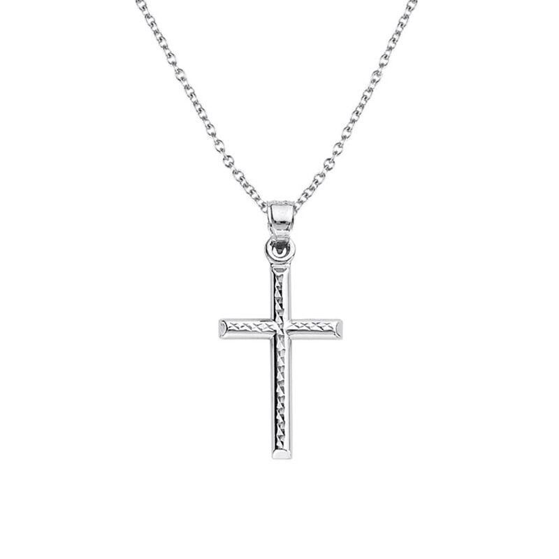 Crystal Cut Cross