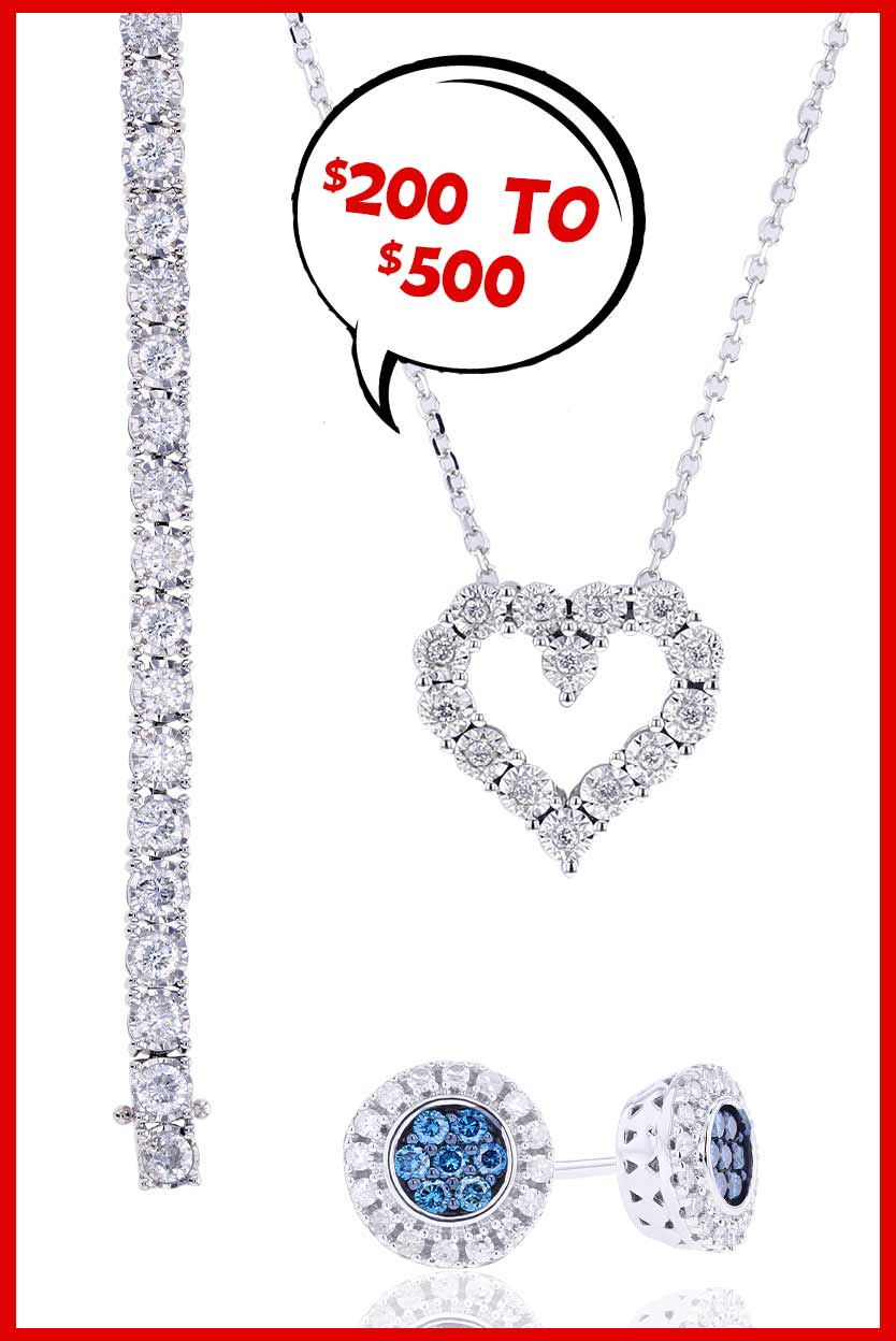 Shop Gifts $200 - $500