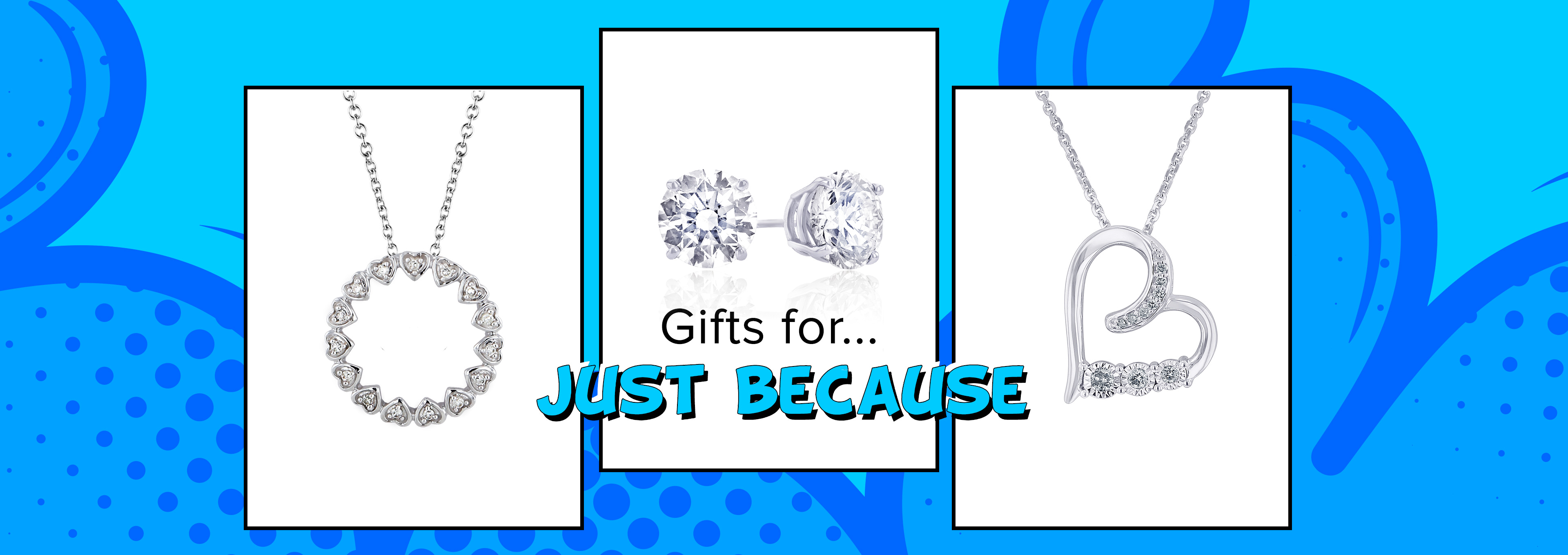 Diamond gifts for just because collection